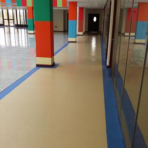 山东塑胶地板